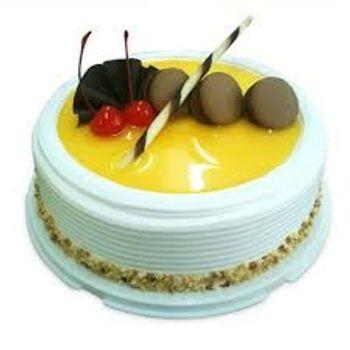 5 Star Vanilla Cake