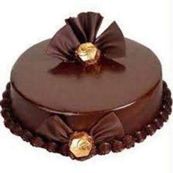 5 Star Chocolate Truffle Cake