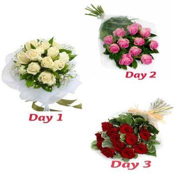3 Days of  Love