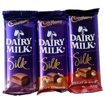 Dairy Milk Chocolates