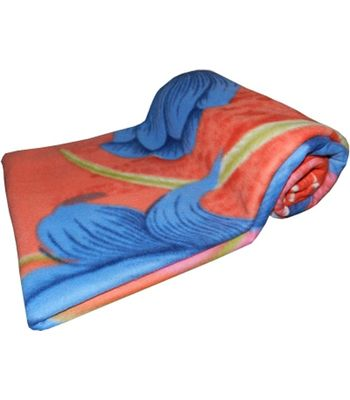 Soft Single Blanket (Multicolor,  Blankets)