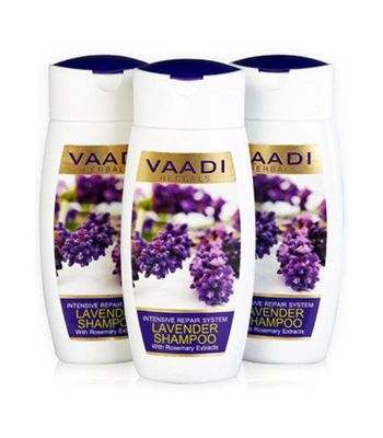 LAVENDER SHAMPOO with Rosemary Extract