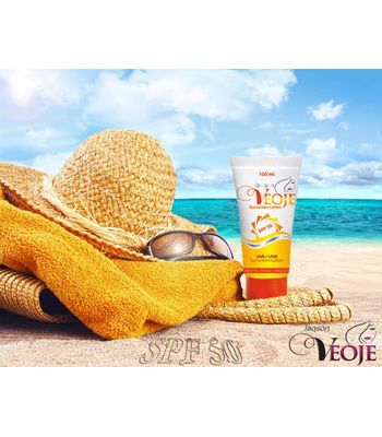 Pure Mineral UVA/UVB  Sunscreen lotion with SPF 50