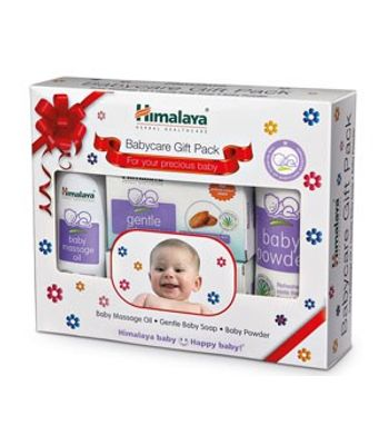 Babycare Gift Pack (Oil-Soap-Lotion)