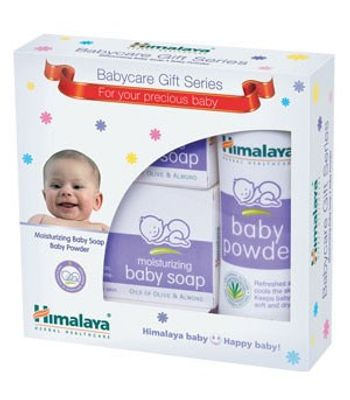 Babycare Gift Series (Soap-Powder)