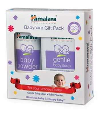 Babycare Gift Pack - (Combi-Soap & Powder)