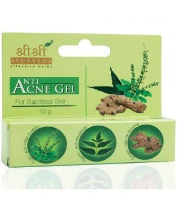 Anti Acne Gel - For Spotless Skin