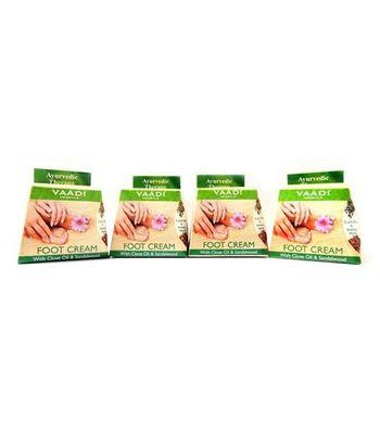 Foot Cream - Clove & Sandal Oil