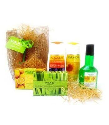 Vaadi Herbals Body Care Gift Pack (Set of 5)
