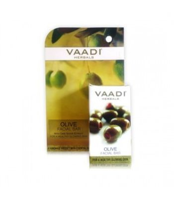 Olive Facial Bar  ( set of 4 pcs )