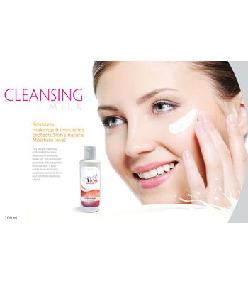 Skin's natural Cleansing Milk