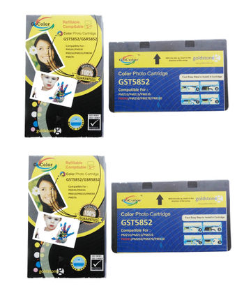 GoColor 5852 Compatible Cartridge For Epson Pm Series Printer X 2 Pack Combo