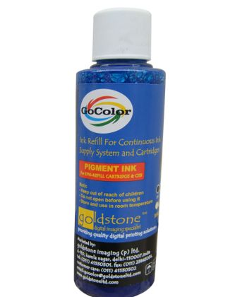 Gocolor Universal Pigment Ink 100 Ml  LC for  Epson