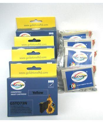 GoColor Compatible Cartridges 73N Epson
