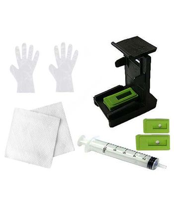 HP INK SUCTION TOOL CLEANING KIT FOR ALL HP CARTRIDGES BLACK & COLOR CARTRIDGE
