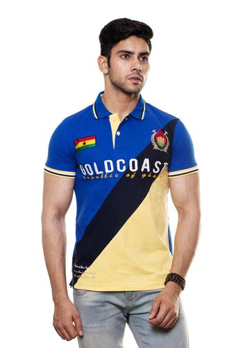 Polo Tshirt with Embroidery