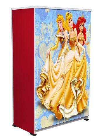 BigSmile Kids Wardrobe - Disney Princess