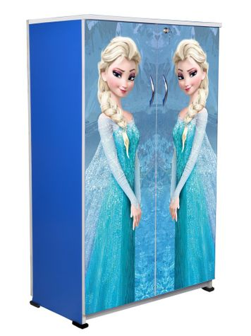 BigSmile Kids Wardrobe - Frozen Princess