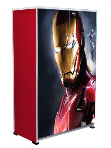 BigSmile Kids Wardrobe - Iron Man