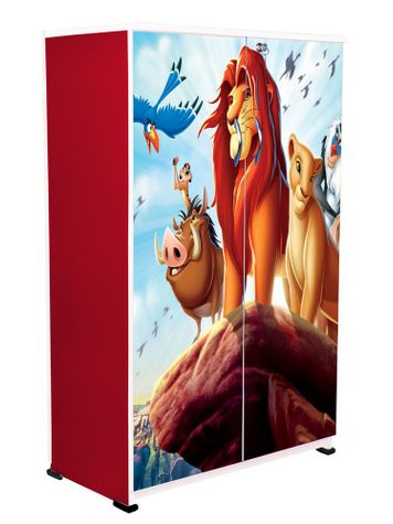 BigSmile Kids Wardrobe - Lion King
