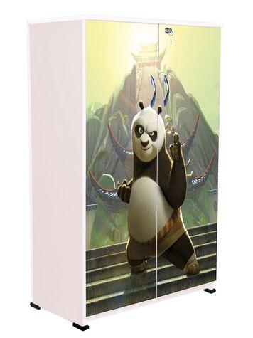BigSmile Kids Wardrobe - Kung Fu Panda