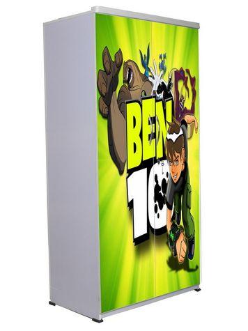 2 Door Wardrobe - Ben-10