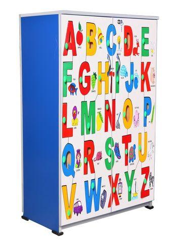 BigSmile Kids Wardrobe - Alphabets