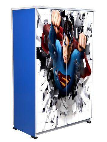 BigSmile Kids Wardrobe - Superman