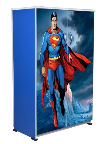 BigSmile Kids Wardrobe - Superman