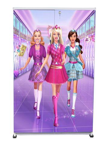 BigSmile Kids Wardrobe - Walking Princess