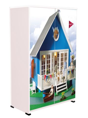 BigSmile Kids Wardrobe - Doll House