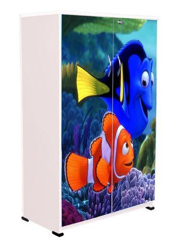 BigSmile Kids Wardrobe - Fundoo Fish