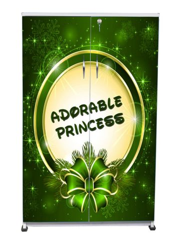 BigSmile Kids Wardrobe - Adorable Princess