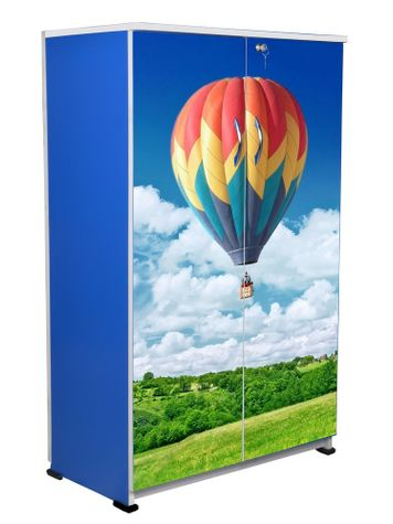 BigSmile Kids Wardrobe - Air Balloon