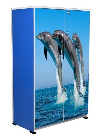 BigSmile Kids Wardrobe - Dolphins