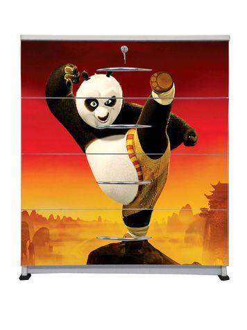 BigSmile Chest of Drawer - Kung Fu Panda