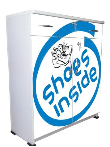 BigSmile Shoerack - Shoes Inside