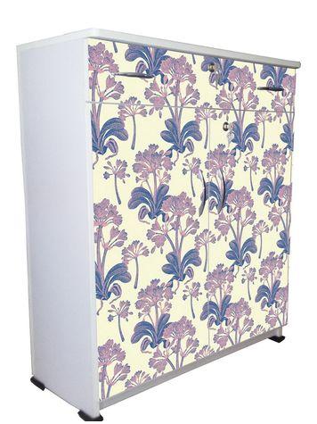 BigSmile Shoerack - Floral Design