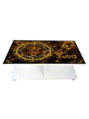 Coffee Table - Sunsigh Leo (Glossy Finish)