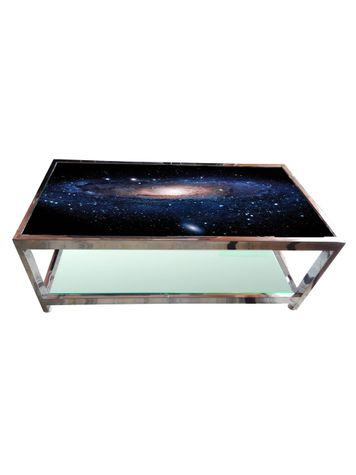 Glass Table - Space