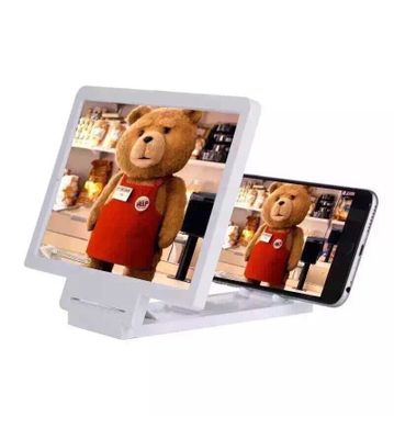3D Glass Enlarged Mobile Screen