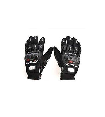 Aadishwar Creations Pro-Biker Motorcycle Bike Riding Racing Hand Gloves protact for winter