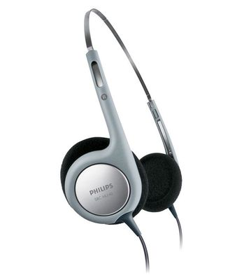 Philips SBCHL140/98 On-Ear Headphone (Grey)