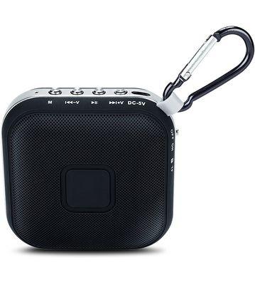iBall Iball Musi Square BT6 Bluetooth Speaker - Black