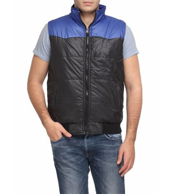 TSX Men's Nylon Sleeveless Jacket