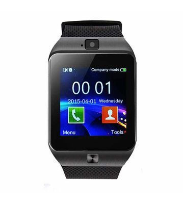 PTron Tronite Bluetooth Smartwatch Sport Wristwatch Phone Support with Camera Via Smartphone