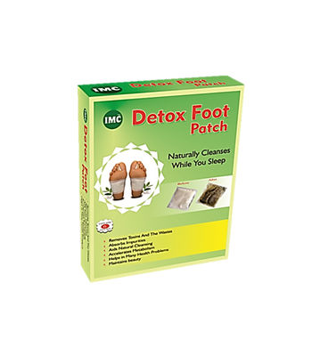 Detox Foot Patch (Set Of 10 Pcs)