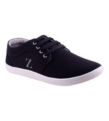 Delux Look Black Sneaker Shoes
