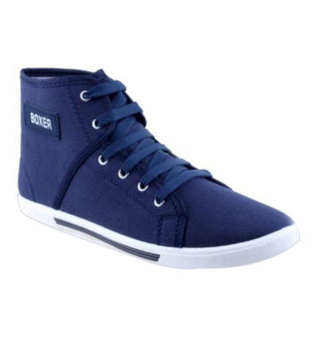 Delux Look Blue Sneaker Shoes