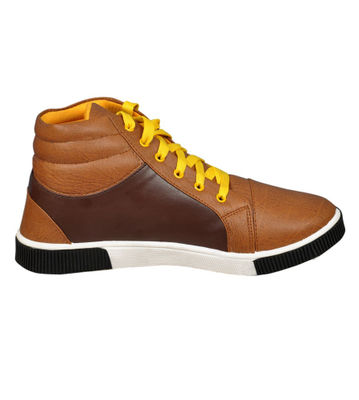 Delux Look Brown Casual Shoes